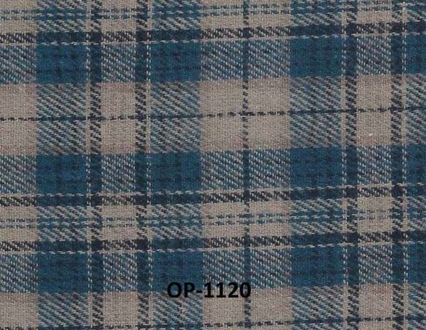 Yarn Dyed Flannel Plaids