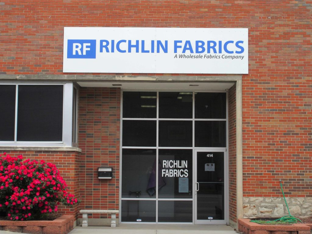 Richlin Fabrics Brick and Mortar Location